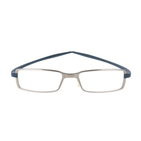 Collingnon Frame // Blue + Grey