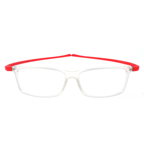 Lienard Frame // Crystal + Red