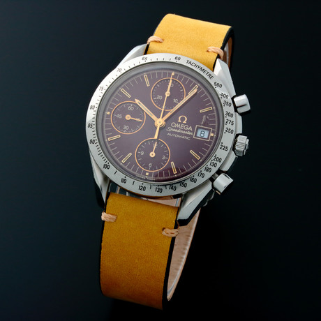 Omega Speedmaster Date Automatic // Special Edition // 38117 // Pre-Owned