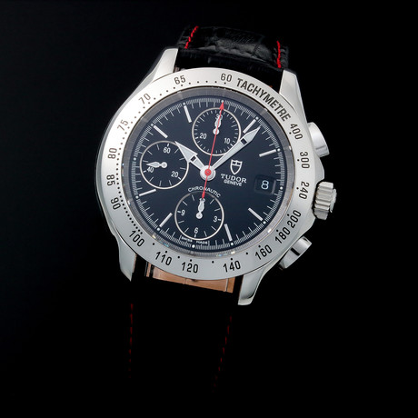 Tudor Geneve Date Chronograph Automatic // C7928 // Pre-Owned