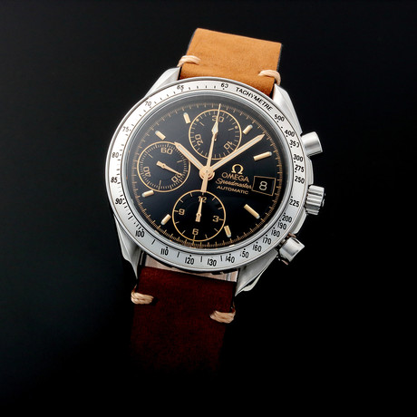 Omega Speedmaster Date Automatic // Special Edition // 35138 // Pre-Owned