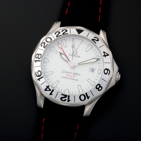 Omega Seamaster GMT Chronometer Automatic // 26598 // Pre-Owned