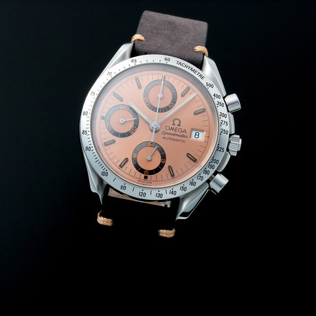 Omega Speedmaster Date Automatic // Special Edition // 32103 // Pre-Owned