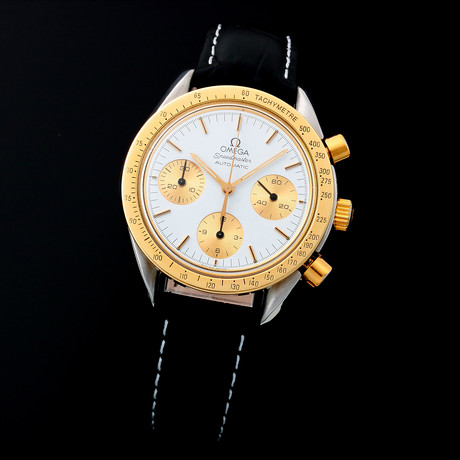 Omega Speedmaster Automatic // 35205 // Pre-Owned