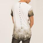 Chain T-Shirt // Khaki (S)