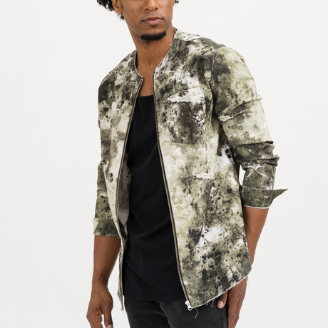 Hector Shirt // Khaki (M)