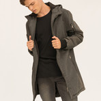 Sean Jacket // Anthracite (S)