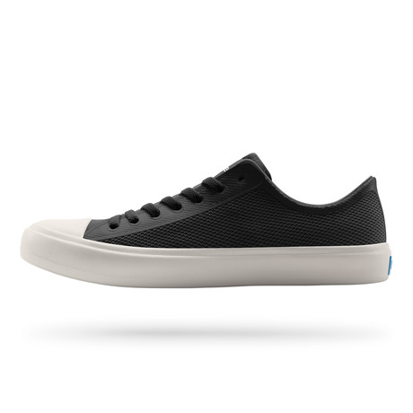 Phillips Low-Top Sneaker // Really Black + Picket White (US: 7)
