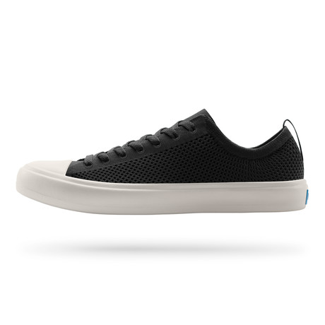 Phillips Knit // Black + Picket White (US: 7)