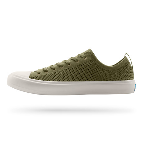 Phillips Knit // Geo Green + Picket White (US: 7)