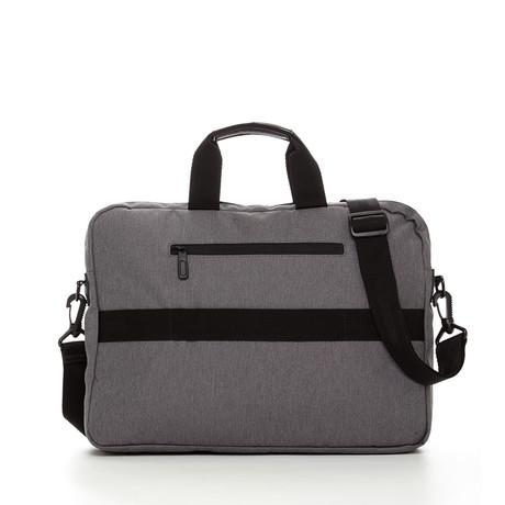 Trace Messenger Bag // Gray (Gray)