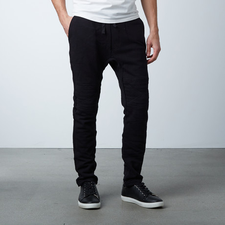 Damian Moto Sweats // Black (XS)