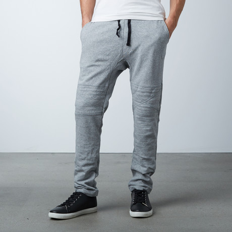 Damian Moto Sweats // Heather Gray (XS)