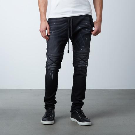 Damian Hybride Jeans // Bel Air Black (XS)