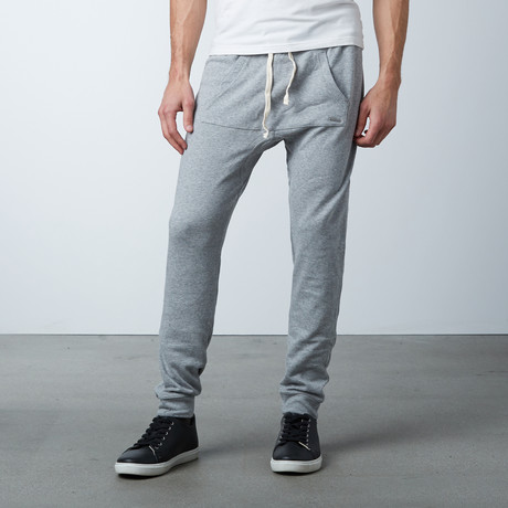 Jasper Kangaroo Sweats // Heather Gray (XS)