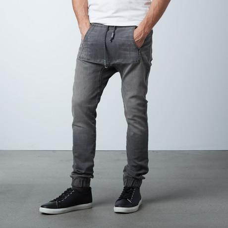 Jasper Hybride Jeans // Celestial Grey (XS)