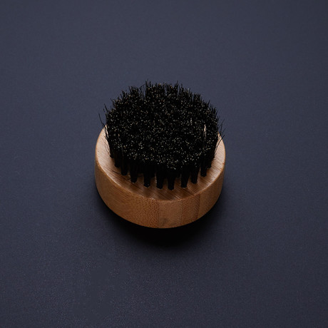 O Boar Bristle Beard Brush