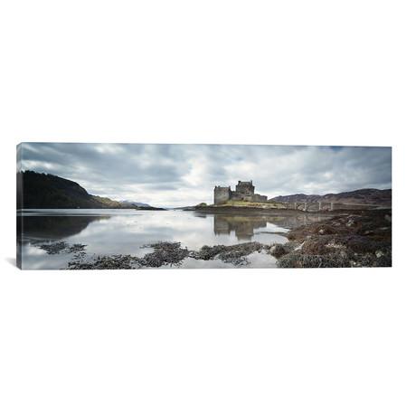 "Eilean Donan Castle, Scottish Highlands (36""W x 12""H x 0.75""D)"