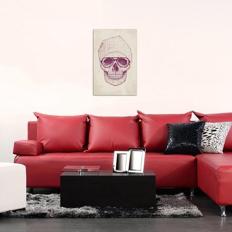 """Cool Skull (18""""W x 26""""H x 0.75""""D)"""