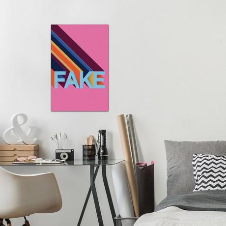 """FAKE (18""""W x 26""""H x 0.75""""D)"""
