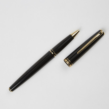 Generation Roller Ballpoint Pen // Black