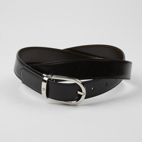 Classic Belt // Black