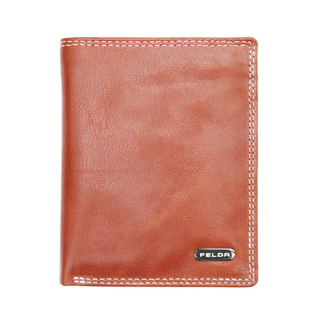 Umbra Bi-Fold Wallet // Brown