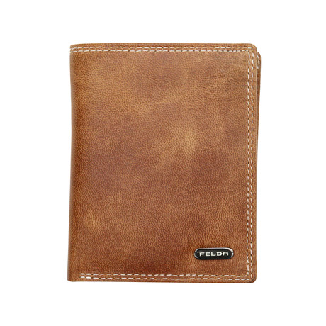 Umbra Bi-Fold Wallet // Tan