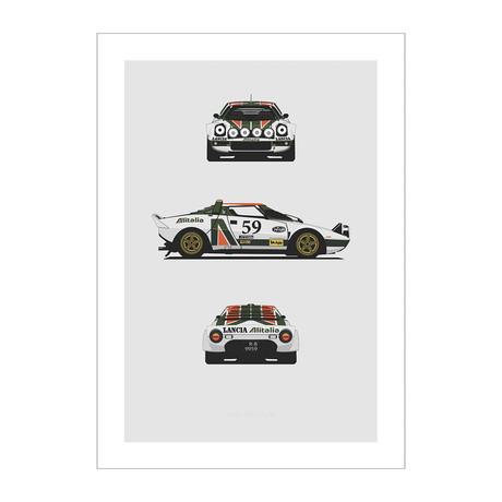 Lancia Stratos Trilogy