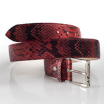 Napali Belt // Red (S)