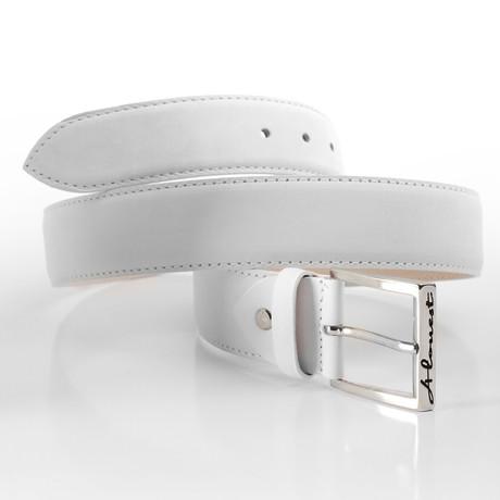 Shaka Belt // White (S)