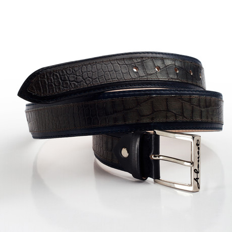 Lanai Belt // Blue (S)