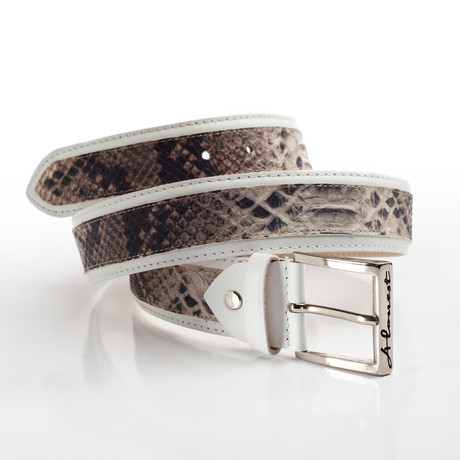 Maia Belt // White (S)