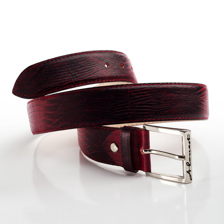 Komodo Belt // Red (S)