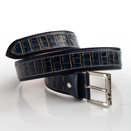 Kombat Belt // Blue (S)