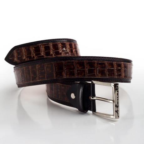 Kombat Belt // Brown (S)