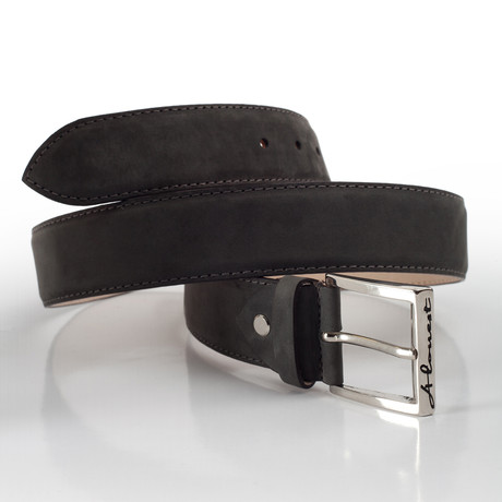 Shallow Belt // Grey (S)