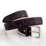Lio Belt // Purple (S)