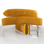 Loui Belt // Yellow (S)
