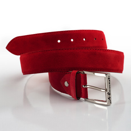 Loui Belt // Red (S)