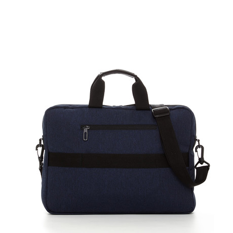 Trace Messenger Bag // Navy (Navy)