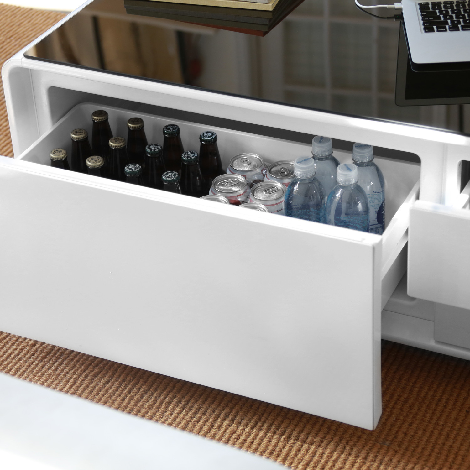 Ideas About Coffee Table Refrigerator Touch Of Modern