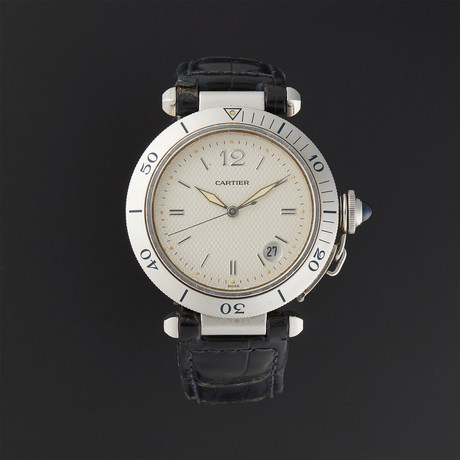 Cartier Pasha Automatic // 1040 // Pre-Owned
