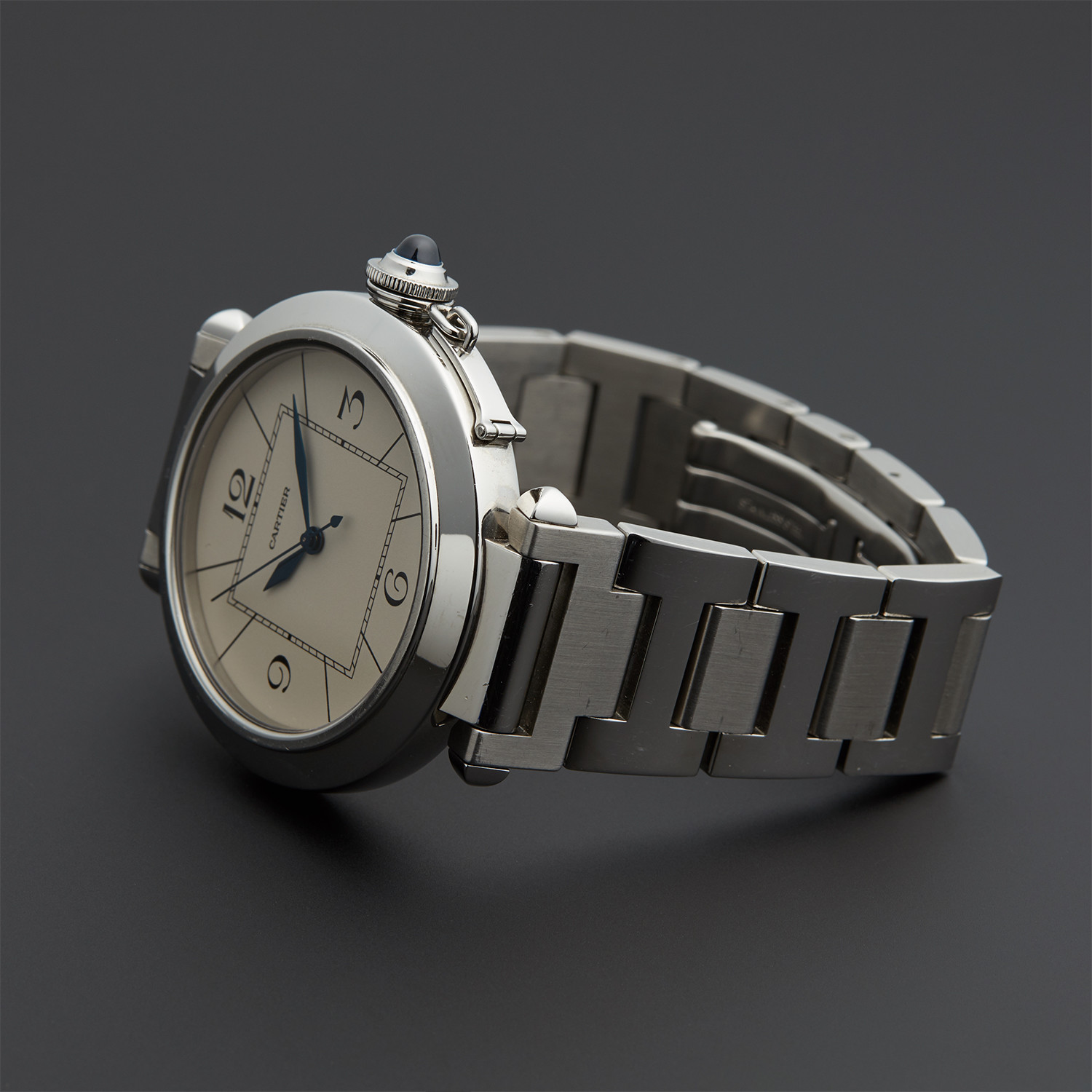 8163eede52292 Cartier Pasha Automatic // 2730 // Pre-Owned - Impressive Timepieces ...