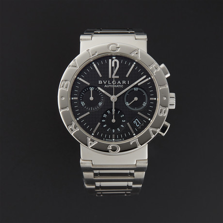 Bvlgari BB Automatic // BB38SSCH // Pre-Owned