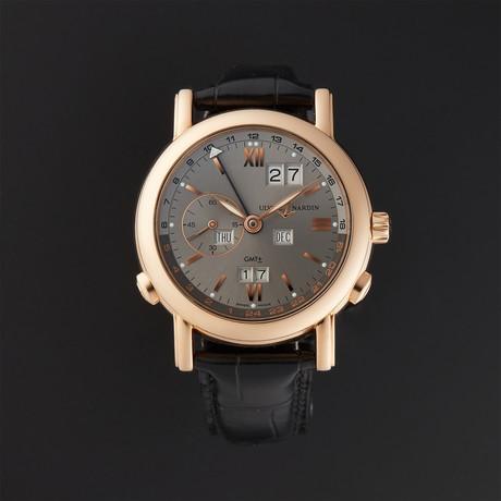 Ulysse Nardin GMT Perpetual Automatic // 326-82/32 // Unworn