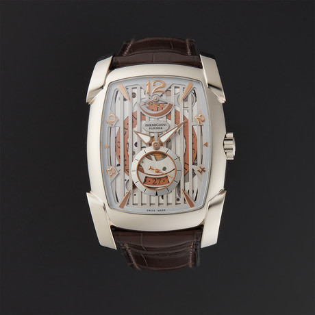 Parmigiani Kalpa Xl Hebdomadaire Mechanical // PFC101-1200100 // Store Display
