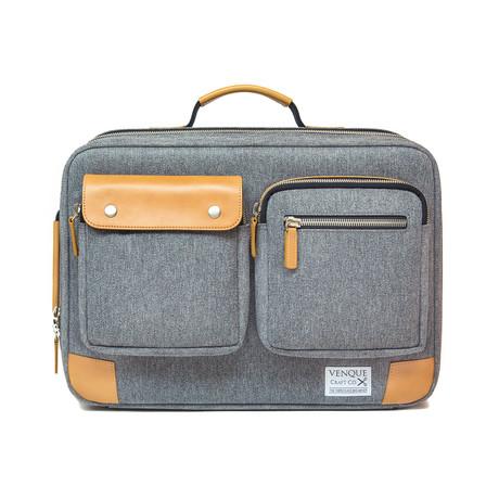 Briefpack XL // Grey