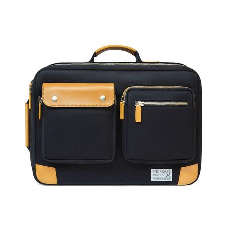 Briefpack XL // Black