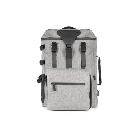 Transformer A Backpack // Grey